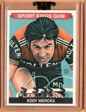 2010 Sportkings #197 Eddy Merckx Base Card - Flat S/H
