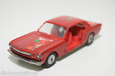 SABRA CRAGSTAN 8106 FORD MUSTANG RED GOOD CONDITION