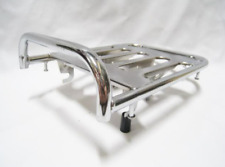 Stainless Steel cargo rear rack carrier for cub C50 C70 C90 square headlight