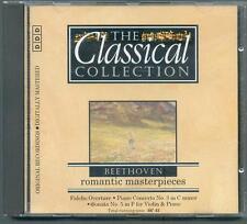 BEETHOVEN - PIANO CONCERTO NO 3 & VIOLIN SONATA OP 34: SPRING etc / ORBIS (1994)