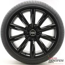 4 Original Audi Rs4 8k B8 Winter Wheels Set 4g8601025k Alloy Sline Ssm