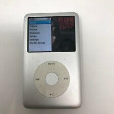 Apple iPod Clásico 6th generación 80 GB PLATA