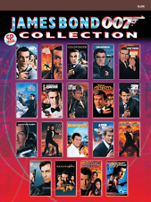 James Bond 007 Collection For Flute (Book & CD)