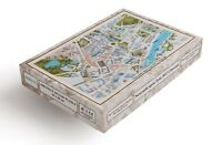 Newcastle upon Tyne 2017 Cityscape Jigsaw Puzzle - (100, 500 or 1000 Piece)