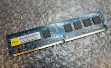 Elixir M2Y1G64TU8HB4B-3C 1GB PC2-5300U 667MHz 2Rx8 DDR2 no ECC memoria del equipo