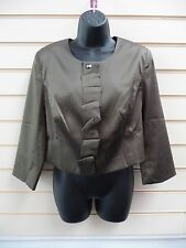 Sheego @ Kaleidoscope Size 18 Navy Casual Short JACKET Versatile £71 Fab