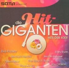 DIE HIT GIGANTEN - HITS DER 60ER 2 CD MIT JANIS JOPLIN