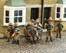 SGTS MESS NC14 1/72 Diecast WWII Boy Scout Group with Collection Cart