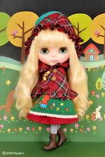 Neo Blythe Scotty Mum Doll Box Set - Takara Tomy 496458 , #ok