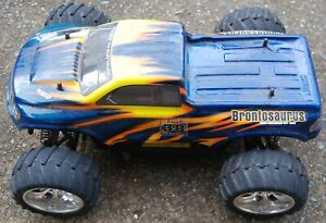 HSP Brontosaurus   1/10th RC  4WD Monster Truck