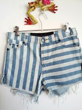 One Teaspoon shorts denim shorts 28