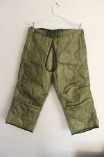 Cold Weather Trouser Liners  Genuine US Army Surplus