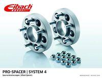 Eibach Spurverbreiterung 30mm System 4 Abarth 124 Spider (348_, NF, ab 03.16)