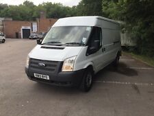Ford transit 125 350 fwd vary clean vans