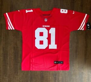 Anquan Boldin San Francisco 49ers Mens On Field Jersey Size 48 Free Ship (R)
