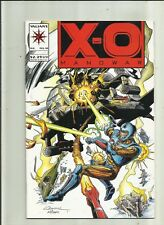 X-O MANOWAR  . No's 18.19.22,23 & 24 . Valiant Comics .