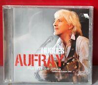 Plus Live Que Jamais de Hugues Aufray | CD | état très bon