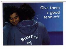 Postcard: Big Brother Card - Boomerang Card