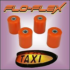 London Taxi TX1, TX2 Leaf Spring Suspension Bushes in Poly Polyurethane