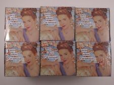 Anne Taintor Sassy Ladies Mini Tissue Boxes Lot of 6 - Party Favors