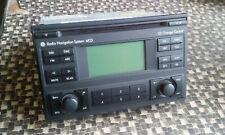 Blaupunkt Navigation CD Radio MCD VW Polo 9N Bj. 07 6Q0035191 # Navi 10