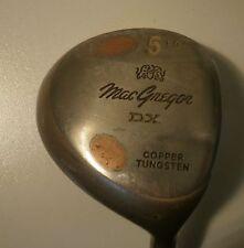 Golf - MAC GREGOR - BOIS DX N° 5 19° - Copper tungsten - Shaft graphite ADILA