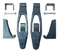 Peterbilt 379 Hood Latch Kit Pair (Also, fits 377 378 379 388 W900 T800)