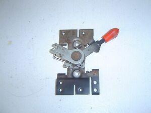 Tecumseh control bracket #34677 H50  manual lever snow blower engine NLA