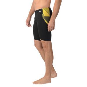 Adidas MENS Sport DNA Jammer Swim Boxer Trunks Shorts YELLOW