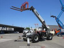 2012 Skyjack Vr-1056D 56' 10,000 lbs Telescopic Reach Forklift Cummins bidadoo