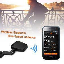Wireless Bluetooth ANT Tracker Bike Speed Cadence Combo Sensor Speedomet A4J3