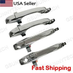 Outer Door Handles Set for Chrysler 300 C 05-10 Dodge Magnum 05-08 Charger 07 US