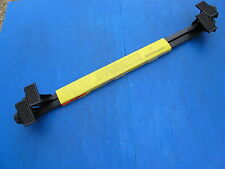 Barres de toit Siepa pour: Citroën: BX Couleur: Noir Barres de toit à molette