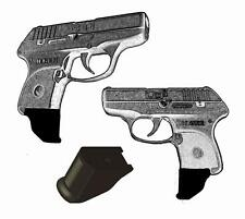 """1 Pack All Models Ruger LCP 380 Extra Long 1.25"""" Garrison Grip Extension"""
