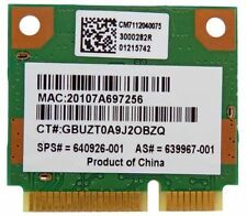 HP Half Mini PCIe Wireless Card RTL8188CE AS 639967-001 640926-001