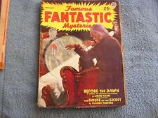 Famous Fantastic Mysteries February 1946 Vol VII #2