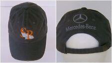 Mercedes Benz Baseball Cap Magic Headwear Distressed Look