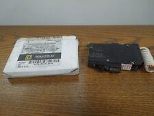 Square D Qob120Epd 20A 1p 120V Bolt-on Breaker Equipment Protection New Surplus