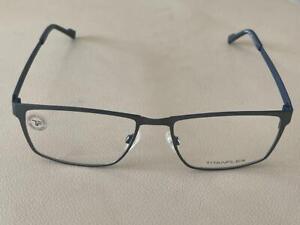 TITANFLEX 820773 57-18-145 ECHENBACH GERMANY  Brillengestell Brillenfassung