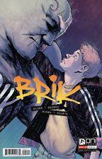 Brik #5 (Of 6) Comic Book 2016 - Oni Press