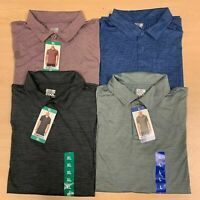 32 Degrees Cool Men's Performance Polo Shirts Choose Size & Color
