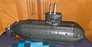 Micro Machines - Orion J-22 - Submarine Base - Military Battle Zones - Galoob