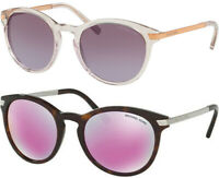 Michael Kors Adrianna III Women's Rounded Cat-Eye Sunglasses - MK2023