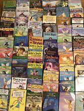 Huge Lot 63 Children's Chapter Books Rainbow Magic Tree House Geronimo Stilton +