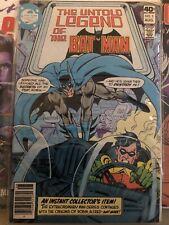 """The Untold Legend of the Batman"" #2 1980 DC Comic Never Read"