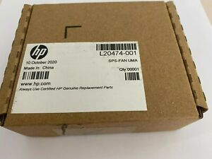 L20474-001 DC28000JLF0 FC22 Laptop CPU Cooling Fan NEW AND BOXED