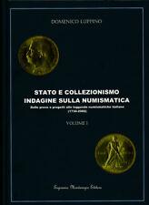 HN Luppino Stato e Collezionismo Indagine sulla Numismatica Prove e progetti