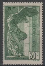 "FRANCE STAMP TIMBRE 354 "" VICTOIRE SAMOTHRACE 30c VERT 1937 "" NEUF xx TTB  N427"