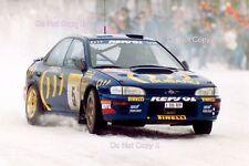 Subaru Impreza 555 #5 MONTE CARLO 1995 SAINZ//MOYA SUN STAR 1:18 neuf dans sa boîte NEUF
