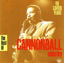 Cannonball Adderley – the Best of-the Capitol years/Capitol Jazz records